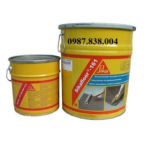 Sikaffloor 161 - Chất kết dính epoxy 2TP