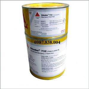 SIKADUR 732- Chất kết dính gốc nhựa epoxy 2 thành phần