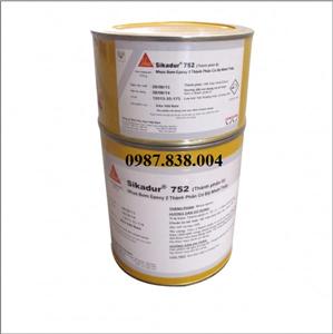 SIKADUR 752-  nhựa bơm epoxy 2 thành phần
