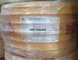 Sika Waterbar O32 -  Băng cản nước đàn hồi, gốc PVC