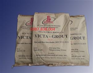 VỮA TỰ CHẢY KHÔNG CO VICTA - GROUT VG60